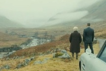 James Bond in Glencoe / The final scenes of Skyfall were filmed in Scotlands most famous glen, Glencoe.  The start of Glencoe can be reached from Craigatin House #Pitlochry in about an hours drive.