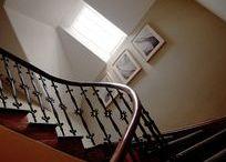 Hallways at Craigatin House
