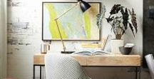 Maps, Globes, and Map Decor / Quirky map prints, map art, map designs, globes, and maps to complement your home decor. Design ideas and inspiration for incorporating maps into your home design.