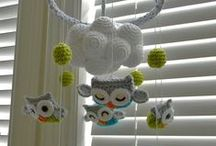 Crochet - Owls / Owls in 2 or 3 dimensions!