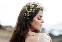 G O W N & C R O W N / Bridal look / by S.Marie Zins