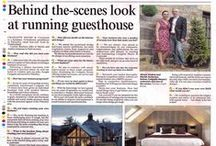 CRAIGATIN HOUSE MEDIA FEATURES / Craigatin House & Courtyard articles and features in the press