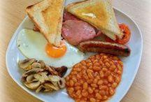 Breakfast at Craigatin