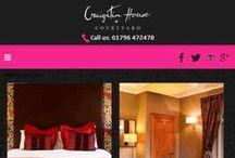 Craigatin Mobile Website