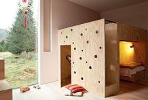kids' rooms / by Katie Hagar