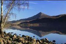 Schiehallion / Schiehallion a munro mountain in Highland Perthshire.