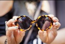 E Y E W E A R / Spectacles & Shades / by S.Marie Zins