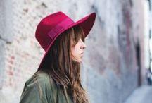 C H A P P E A U X / hats, scarfs and headwraps / by S.Marie Zins
