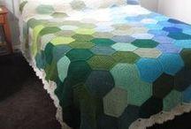 Crochet - Motif / Repeatable patterns, Mandala, Snowflake
