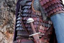 "SCA Craig ""Vidarr"" / Varangian Viking"