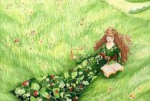 Reading - Illustrations
