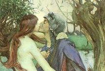 Art- Pre-Raphaellite/Symbolism