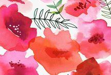 Pretty Prints / by Christina Simpson