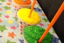 Snow Cone Ideas & Recipes / Tasty snow cone recipes, snow cone ideas and more!