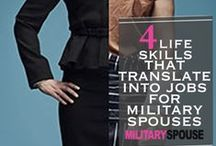Jobs for Military Spouses / by Military Spouse