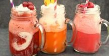 Soda Recipes / DIY homemade soda recipes. Make your own Italian soda, soda syrups, and specialty drinks using soda (like root beer floats, chocolate Coke, and more).