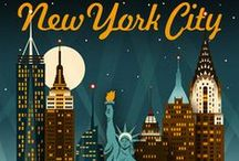 New York Travel Inspiration / New York travel tips. Things to do in New York. Travel inspiration for New York.
