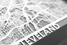Cleveland   Art / Decorate your home or office with art that highlights Cleveland, Ohio