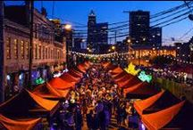Cleveland   Events / Enjoy one of Cleveland's wide variety of events that include culture, food and entertainment