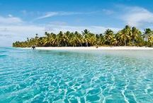 Cook Islands / Travel inspiration for your next holiday to the Cook Islands - from Freedom Destinations