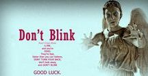 DON'T BLINK / just don't