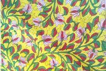 Pen Kalamkari / Pen Kalamkari sarees, duppattas