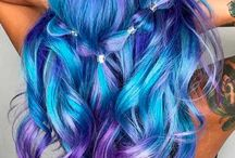 Dream Hair! / Hair colours I love and ideas for my future style :)