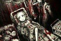 Gothic / dark stuff / dark / gothic / scary / sad / moody / depressing .....