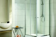 Bathroom Shower Screens / Bathroom Shower Screens / Enclosures / Cubicles / Panels from Bathroom Warehouse will complete your bathroom design at our local store in Osborne Park, Perth Western Australia!