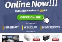 Bathroom Specials / Bathroom Specials, Deals, Offers & Promotions from Bathroom Warehouse at our local bathroom store in Osborne Park, Perth Western Australia!