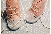 buty - wykroje