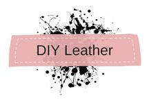 DIY Leather Making