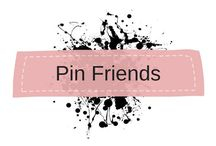 ⚲ PIN YOUR PINS HERE FRIENDS! / Pin Your Stuff!  Check Out My Pinner Friends! From Beauty, Blogging, DIY, Health, Travel, Interior Design, Holiday, Fashion, Food, Sports and more!  If you want to collaborate and join this board with me to post your pins, please feel free.   >>RULES<< All I ask is no Spam (duplicate pins) or Follow for Follow or no more than five pins per day.  HOW TO JOIN THIS BOARD 1) Please Follow the board.  2) Email me at lisa@cottoncandystreet.com with your Pinterest Username so I may add you to the group.  3) Begin pinning! No MORE THAN FIVE PER PINS A DAY!  I'm excited to see the participation! Thanks again for joining! ❤️