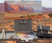 Field Painter Easel Ideas