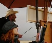 Media / Articles about Sunday Painter shared on other news and web sources.