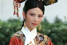Traditional costumes in Asia / Beautiful traditional dresses all around in Asia. Beacuse every culture has its own beauty.