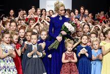 ALISIA FIORI. Moscow Fashion Week 2018 / Фотографии с показа ALISIA FIORI на Неделе Моды в Москве.