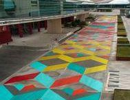 MURALS - street surface