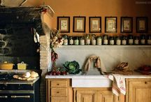 Cozy and Warm Interiors / by Claudia Williams