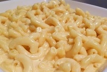 Mac & Cheese / My goal here was to create the ultimate Mac & Cheese board.  Many of the recipes I am not interested in, but in the quest to find the ultimate Mac & Cheese recipe I have complied a broad range of different recipes.