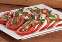 Caprese Stuff / This board is a celebration of my All Time Favorite Snack!