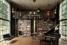 Home Envy / Beautiful photographs of interiors and exteriors, gorgeous pieces for the home.  / by Jana Bickham