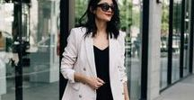 Best Of Street Style / A collection of the best looks worn by celebrities and fashion bloggers around the world. Celebrity style. Celebrity outfits.