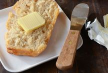 Bread N Stuff  / A simple collection of Bread recipes the may be sweet or savory.
