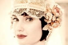 1920's / 1920's photographs and fashion, and some modern takes on 20's style / by Jana Bickham
