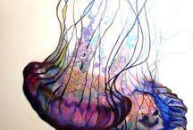Art auction project ideas / by Corinna Hammer