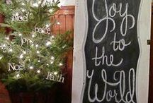 Christmas / Christmas Ideas - Recipes, DIY, decor, ideas, etc. / by Jennifer Leahy
