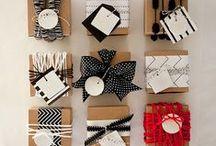 Gift-Wrapology / by LeeAnne Jones