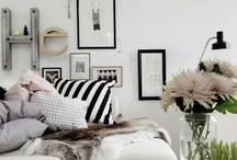 Interior inspiration / inspiring living rooms