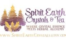 Crystal & Stone Medicine / Sparkly, Shiny, Beautiful Crystal Sweetness! Crystal Healing and Working with Crystal Energy is only one of many Energy Modalities I work with. http://confessionsofakitchenwitch.com